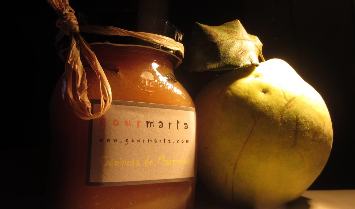Compota de Marmelos