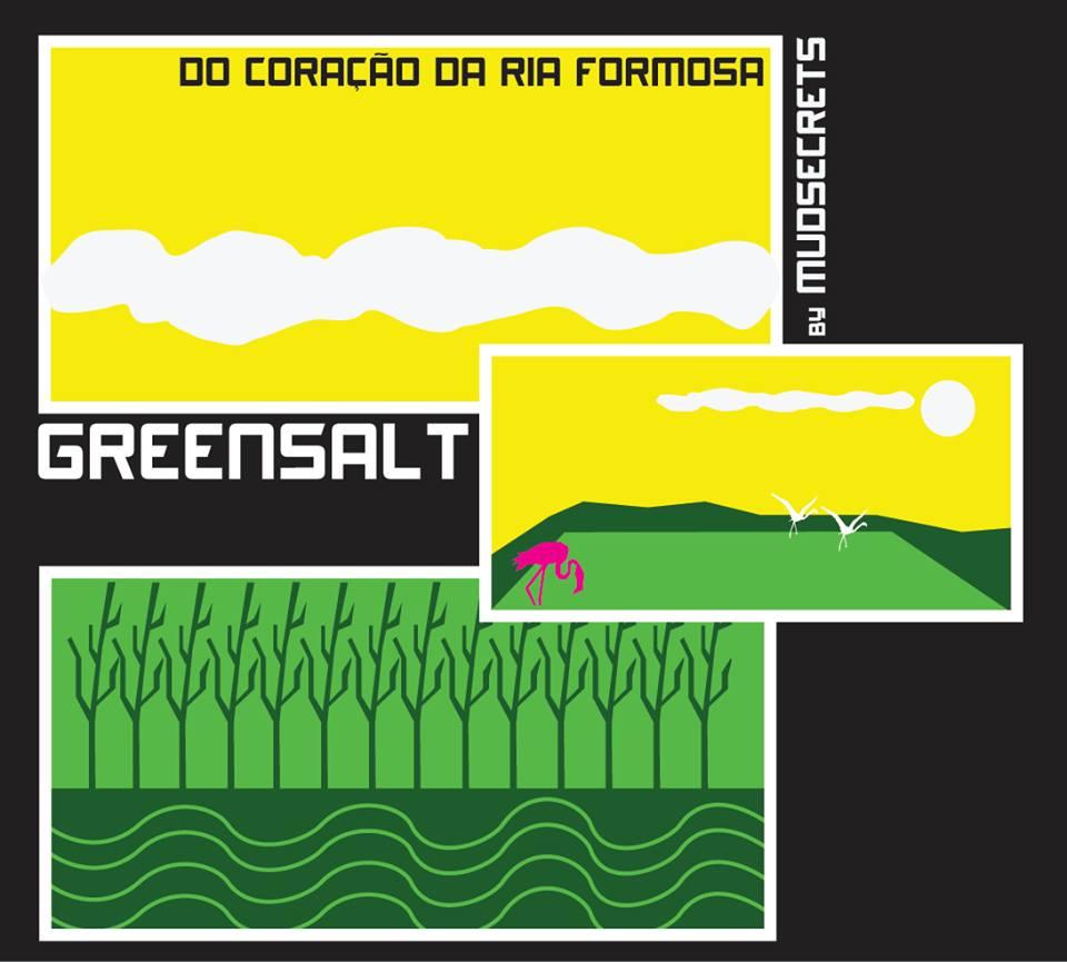 Greensalt by Mudsecrets…vegetais com sabor a mar!